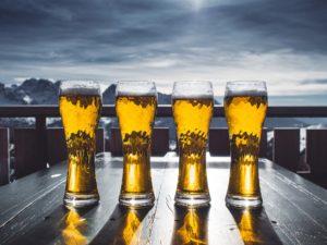 Калории в пиве