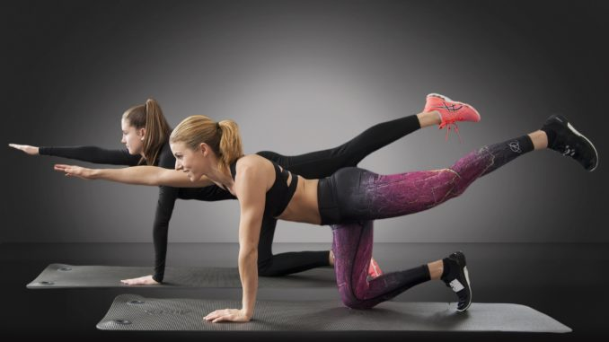 Фитнес тренировка для женщин