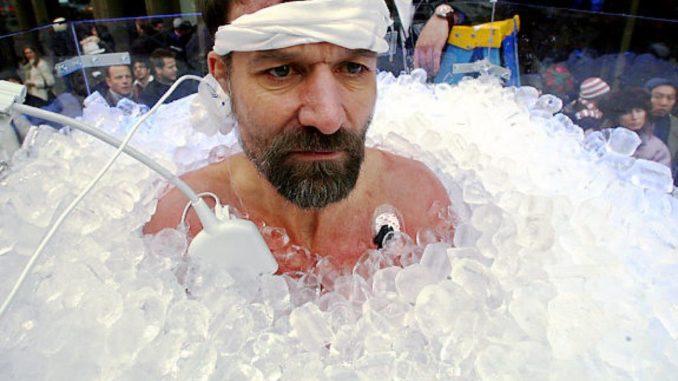 Ледяные ванны после тренировки