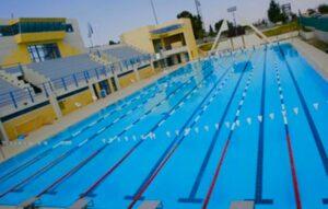 бассейн 50 метров в Ларнаке