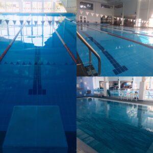 25 метровый бассейн в Ларнаке