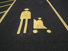 где бегать с коляской