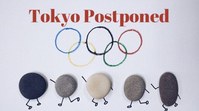 олимпиаду перенесли