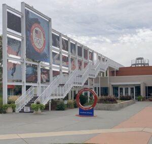 территория спортивной базы в колорадо спрингс