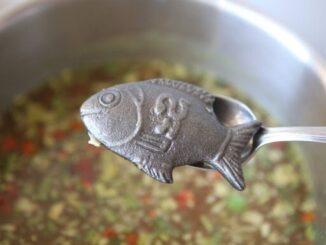 железная рыбка от анемии