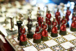 Шахматы повышают интеллект