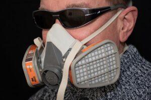 респиратор при смоге