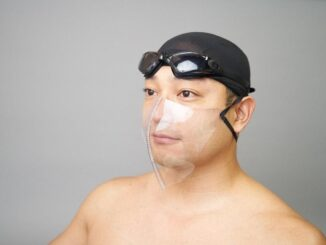 маска от коронавируса для плавания