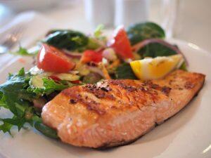рыба и метаболизм