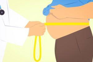 убрать жир с живота
