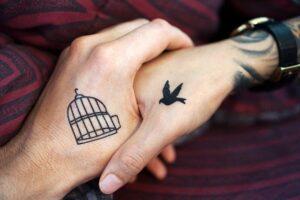 Польза татуировки