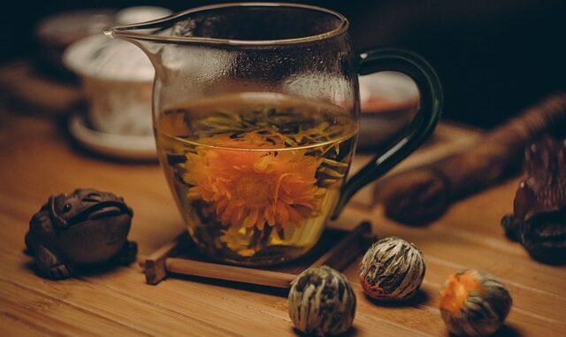 С чем пить чай