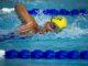 Надувной пловец